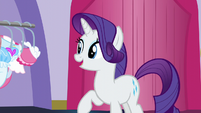 "Rarity ""yes, of course"" S5E14"