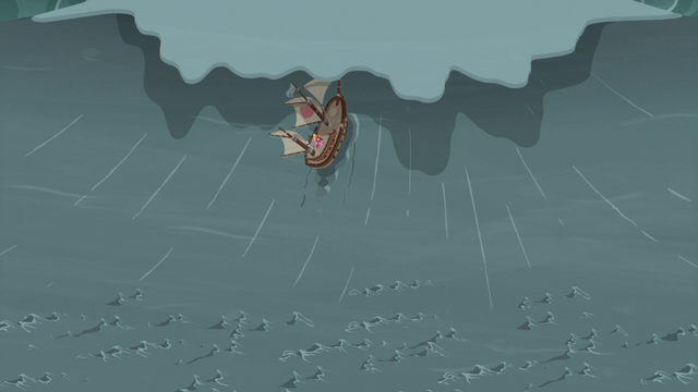 File:Ship gets washed away in Applejack's story S6E22.png