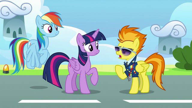 """File:Spitfire """"everypony's least favorite part of trial week"""" S6E24.png"""