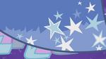Stars flying onto Twilight's dress S1E14