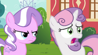 Sweetie surprised S4E15