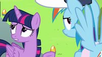 """Twilight Sparkle """"at a forty-five degree angle"""" S6E24"""