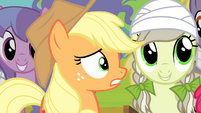 Applejack worried S4E20