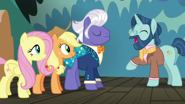 """File:Director """"you're welcome backstage anytime!"""" S6E20.png"""
