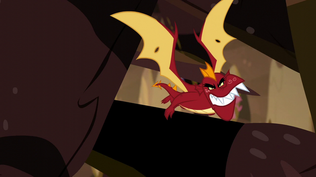 File:Garble swerves through rock spikes S6E5.png