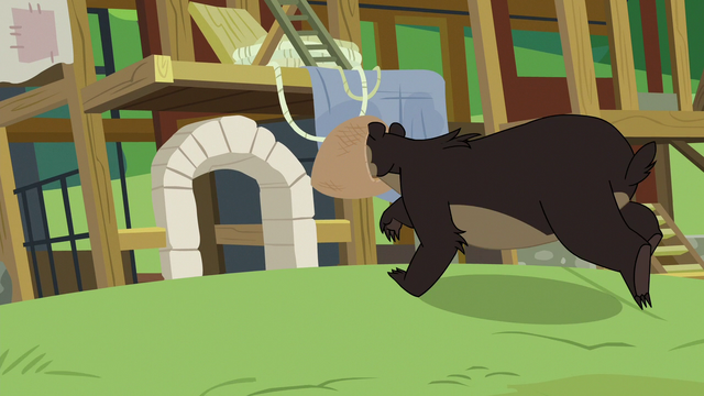 File:Grizzly bear blindly charges toward hospital S7E5.png