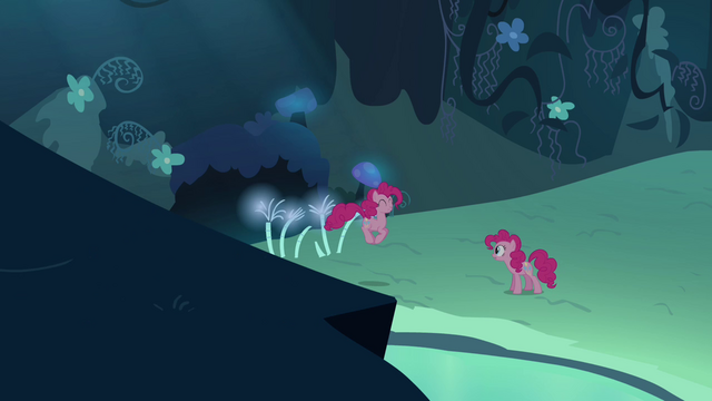 File:Pinkie Pie double hopping towards Pinkie Pie S3E03.png
