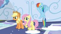 Rainbow Dash facehoof S6E2