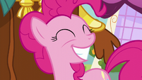 Pinkie smiling S5E11