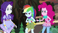 "Rainbow Dash ""we've got to stop Gloriosa"" EG4"