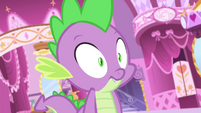 Spike looking S4E23