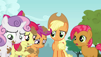 Apple Bloom 'About that' S3E04