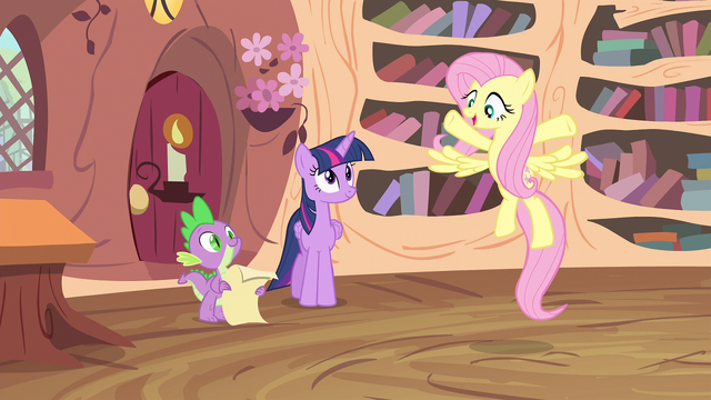 "File:Fluttershy ""It's not just fantastic"" S4E11.png"