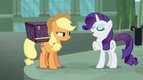 "Rarity ""a disaster was averted"" S5E16"