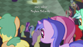 Sea Swirl and Lyra arrive to the lecture hall S5E25.png