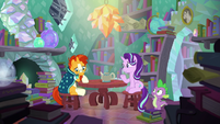 """Starlight """"I don't care if you're a wizard or not"""" S6E2"""