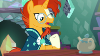 "Sunburst ""To know so much"" S6E2"