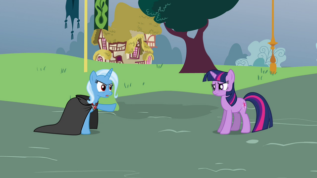 File:Trixie points at Twilight S3E05.png