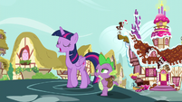 """Twilight """"Of course not"""" S5E22"""