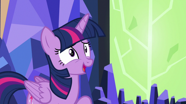 """File:Twilight Sparkle """"I had to talk to you"""" S7E1.png"""