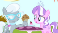 Diamond Tiara and Silver Spoon at cafe table S4E12.png