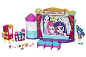 Equestria Girls Minis Movie Theater set