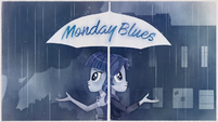 Monday Blues title card SS6