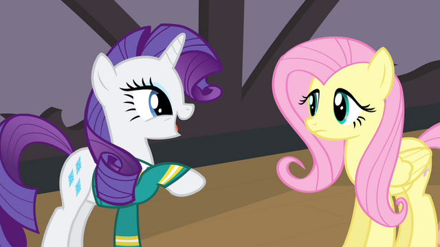 File:Rarity talking to Fluttershy S4E14.png