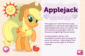 Teacher for a Day - Applejack's profile