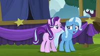 Trixie thanking Starlight S6E6