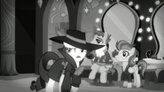 "Rarity ""Somepony sent Spitfire away and framed Rainbow Dash for it"" S5E15"