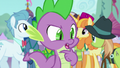 """Spike """"I could tell these delegates anything"""" S5E10.png"""
