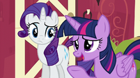 "Twilight ""I know we're not farmers"" S6E10"