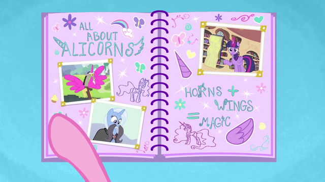 File:Baby Flurry Heart's Heartfelt Scrapbook page three BFHHS3.png