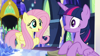 "Fluttershy ""where are we going?"" S5E23"