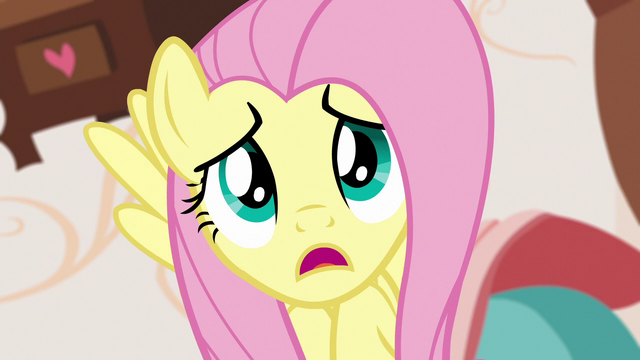 """File:Fluttershy """"why would you ever think that?"""" S7E12.png"""