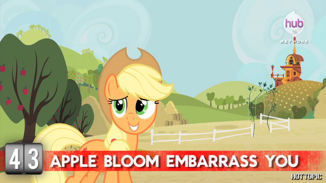 "File:Hot Minute with Applejack ""we'd put it behind us"".png"