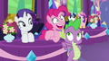 Pinkie cheering for Starlight and friends S7E1.png