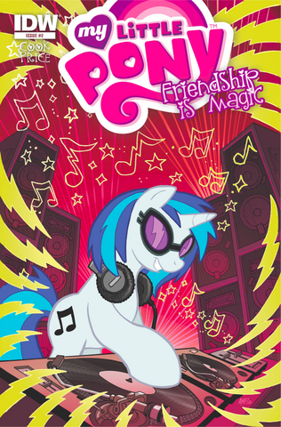 File:Comic issue 2 Hot Topic cover.png