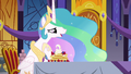 "Princess Celestia ""a small way to say I care"" S7E10.png"