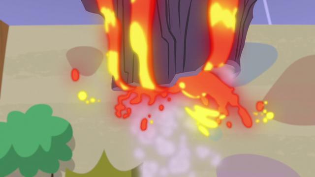 File:Upside-down volcano spewing lava S7E12.png