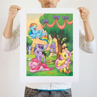 File:Blow out the Candle art print WeLoveFine.jpg