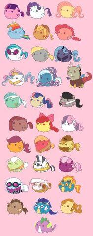 File:FANMADE My Little Chubbies by pekou.jpg