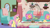"""Fluttershy """"that's pretty chaotic, right?"""" S7E12"""