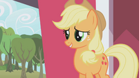 Applejack apologizing S01E04