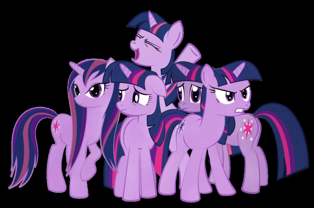 FANMADE Twilight Sparkle army by benashton24