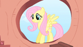 Fluttershy saying woo hoo S1E16.png