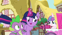 "Twilight ""the B.A.E. would never throw in the towel"" S7E3"