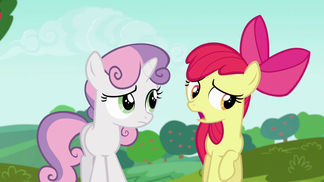 "File:Apple Bloom ""somethin' so traditional"" S6E14.png"