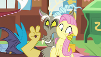 """Discord """"just for the two of us?"""" S6E17"""